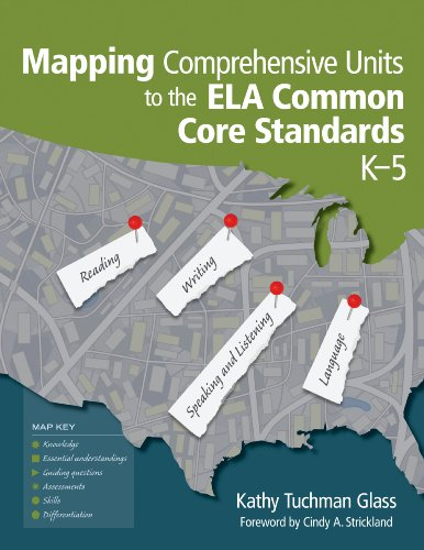 Download Mapping Comprehensive Units to the ELA Common Core Standards, K-5 Pdf