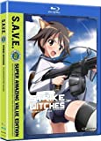 Strike Witches: Season 1 S.A.V.E. (Blu-ray/DVD Combo) by Funimation by Scott Sager
