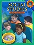 Houghton Mifflin Social Studies: Student Edition Level 1 School and Family 2008