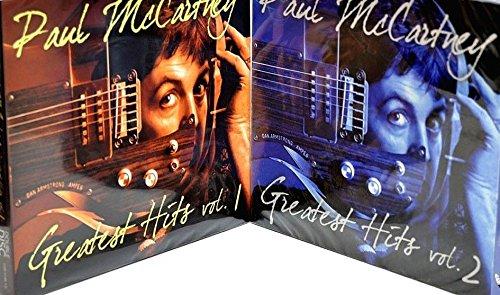 PAUL MCCARTNEY Greatest Hits Vol 1 and 2 4CD set: Amazon ca