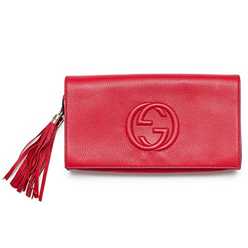 Gucci Red Handbag - 5