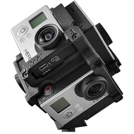 freedom360 6 para 360 grados, montaje GoPro Vídeo: Amazon.es ...