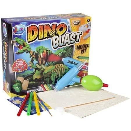 Air Brush Dino Blast Modelo Madera Spray de pintura para ...