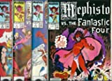 img - for Mephisto vs. #1-#4 set / X-Men, Avengers, FF, Marvel Comics book / textbook / text book