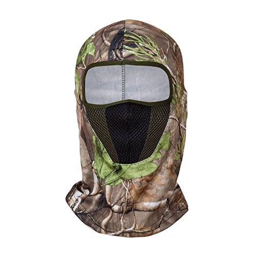 Orgrim Winter Fleece Warm Full Face Cover Anti-dust Balaclava Windproof Ski Mask Hat (Pro Camo)