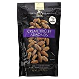 Squirrel Brand Crème Brûlée Almonds 3.5 oz - Pack of 6
