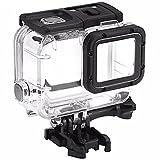 GoPro HERO 5 6 Black Waterproof Housing Case - Underwater Dive Case Shell with Bracket Accessories