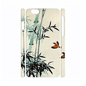Romantic Hipster Hard Handmade Animal and Plant Pattern Phone Shell For SamSung Galaxy S4 Mini Case Cover