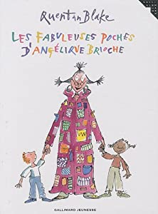 """Afficher """"Les fabuleuses poches d'Angélique Brioche"""""""
