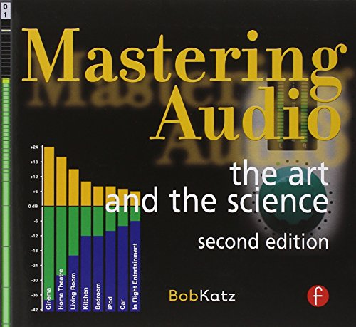 Mastering Audio: The Art and the (Bob Audio)