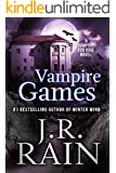 Vampire Games (Vampire for Hire Book 6)