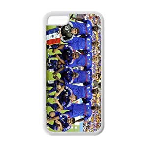 iPhone 5C Phone Case France World Cup 2014 Team SMT722669