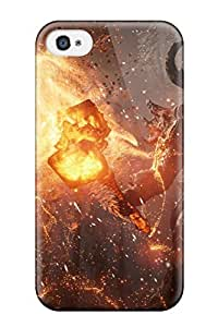 KnlakCk8868bOwgl Tpu Case Skin Protector For Iphone 4/4s Unreal Engine 4 Game With Nice Appearance