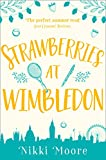 Strawberries at Wimbledon (A Short Story) (Love London Series)