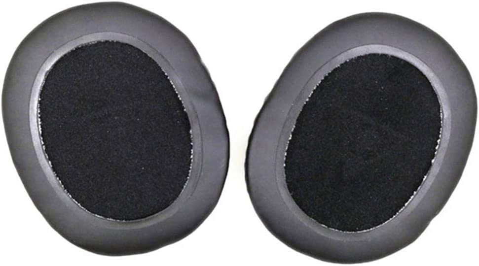 Leather Ear Pads Foam Earpads Pillow Cushion Replacement Earmuff Covers for Turtle Beach Ear Force PX5 Headset Headphones