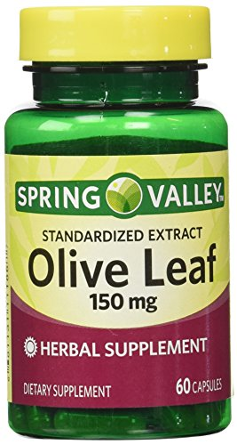 spring valley olive leaf extract - 1