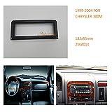 Autostereo Car Fascia Facia Panel Adapter For CHRYSLER300M/Concorde;LHS/PT Cruiser/Sebring/Town& Country/JEEPGrand Cherokee/Liberty; Wrangler / DODGE Caravan/Dacota/Stratus/ Durango/Neon/Intrepid/RAM Pickup/RAM/Stratus/Van/Viper/PLYMOUTH Neon Voyager