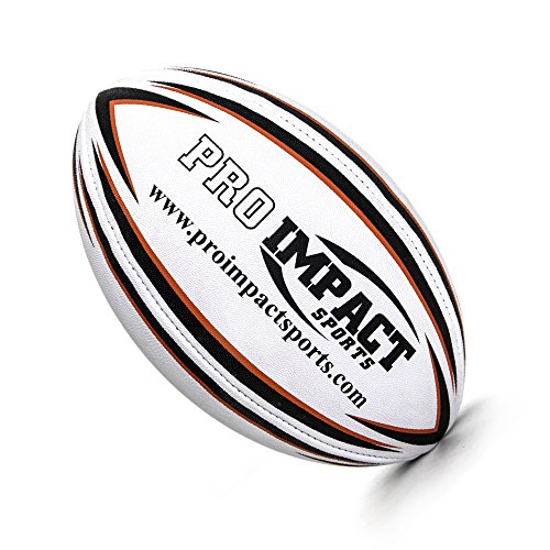 Pro Impact Official Size Training Rugby Ball - SIZE (Impact Rugby)
