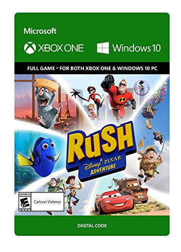 51r9K83fZ1L - Rush-A-Disney-Pixar-Adventure-Xbox-One-Digital-Code