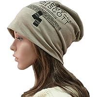 Beanie Hombre Mujer Sombrero Tricot Transpirable Suave Gorro Unisex Ocio Hip-Hop Gorra Suave Primavera Otoño Invierno…