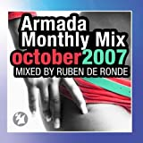 Armada Monthly DJ Mix - October 2007 - Mixed by Ruben de Ronde by Various Artists (2010-03-31)