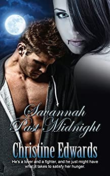 Savannah Past Midnight by [Edwards, Christine]