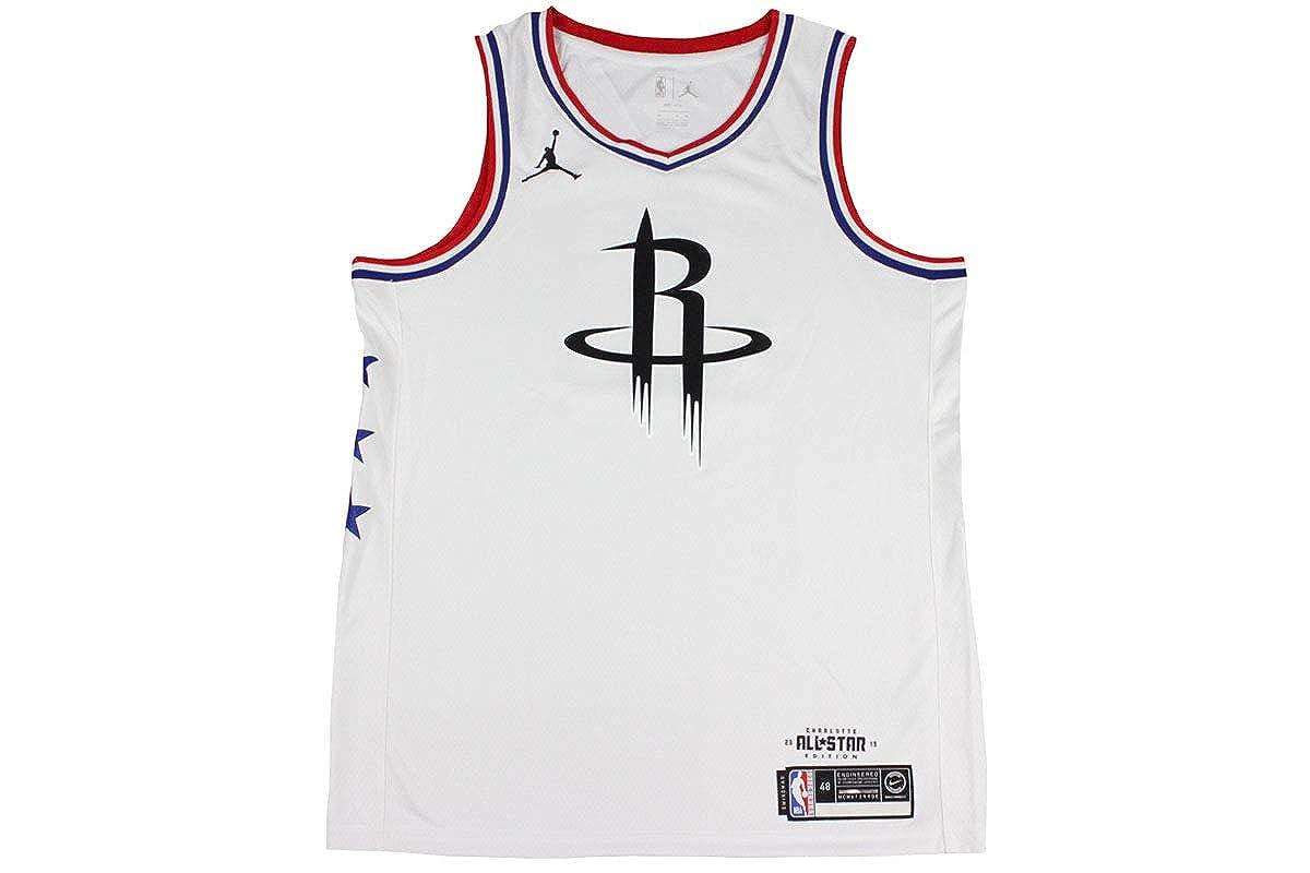 ナイキ ジョーダン(NIKE JORDAN)NBA オールスター2019 ヒューストン ロケッツ ジェームズ ハーデン#13 スウィングマンジャージ(AQ7297-104) (L) B07MLKJ6WV  L