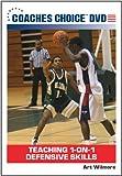 Teaching 1-on-1 Defensive Skills