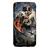 The Hobbit: The Desolation of Smaug Tauriel, Legolas, and Thranduil Phone Case for Galaxy S6