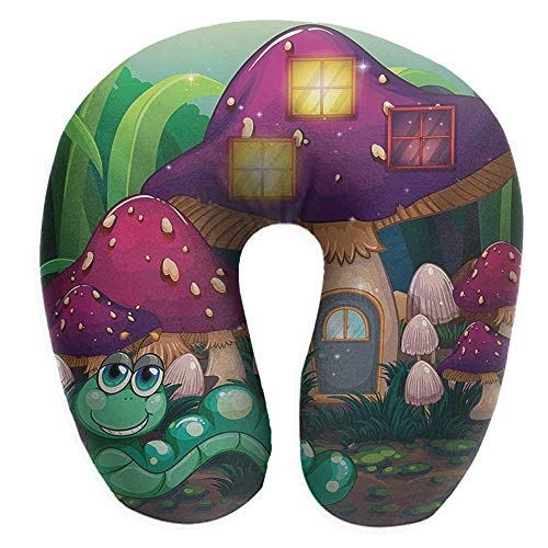 Anyangeight Outdoor Neck Pillow,11.8