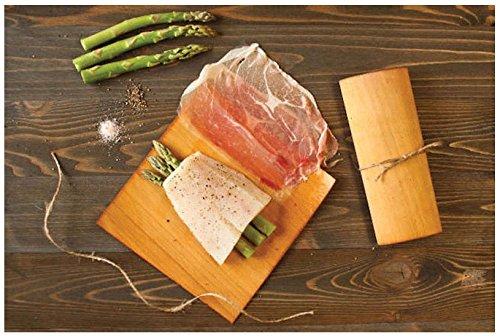 Outdoor Gourmet 90316 Alder Wood Grilling Wraps, 8'' X 6''