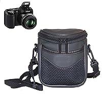Waterproof & Light Weight Camera Case for Nikon Coolpix B500 L340 L840 P600,P610,Sony H300 ILCE6000LB,Canon G7X, G9X, EOS M3,SX430 SX540,KODAK AZ252 AZ422 AZ421 AZ651 AZ365 Super Zoom Digital Camera