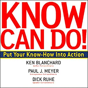 Know Can Do! Audiobook