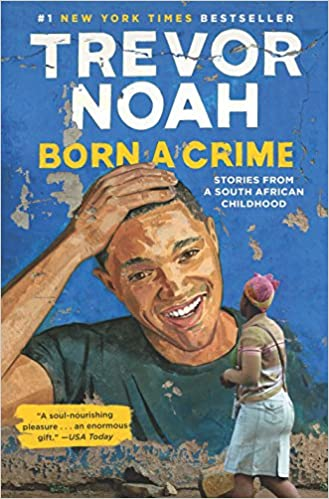 Amazon Fr Born A Crime Stories From A South African