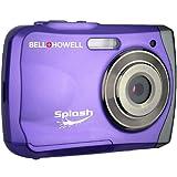 Waterproof Digital Camera in Purple