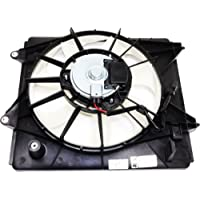 MAPM Premium FIT 15-16 A/C CONDENSER FAN ASSEMBLY, Single Fan