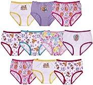 PAW PATROL Girls Toddler Girl Panty Multipacks