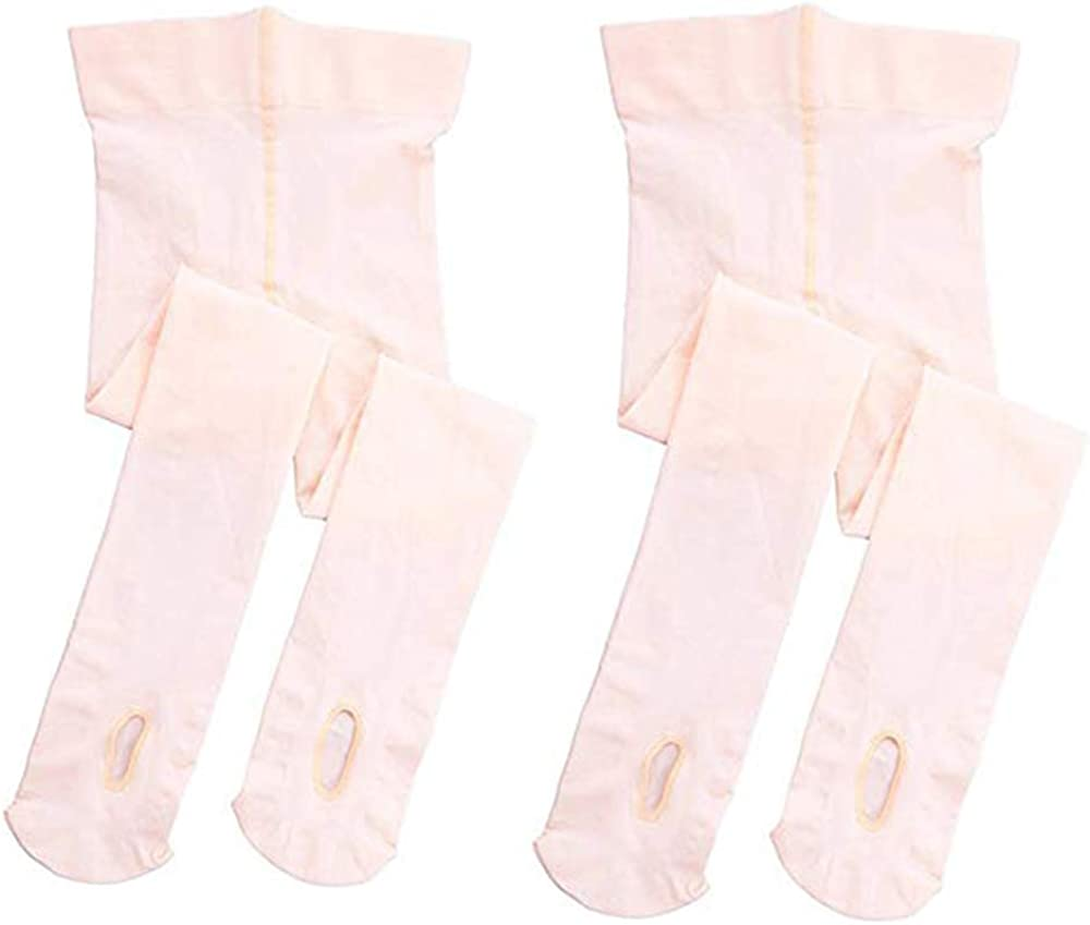 STELLE Girls Ultra Soft Pro Dance Tight//Ballet Footed Tight Toddler//Little Kid//Big Kid