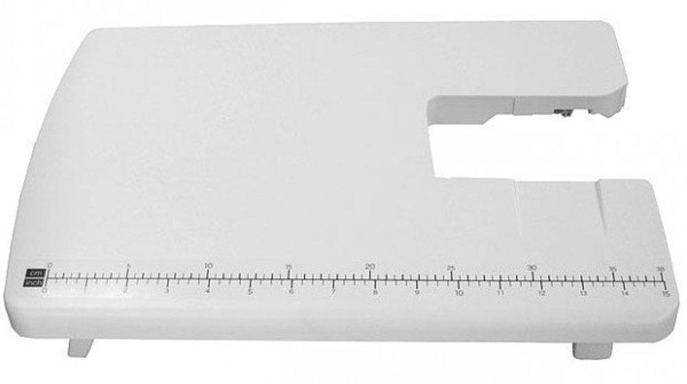 Toyota ET-S - Estensione da tavolo per macchine da cucire SP e ECO, colore: bianco
