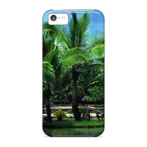 Excellent Design Tropical Retreat Case Cover For Iphone 5c