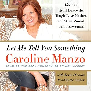 Let Me Tell You Something Audiobook