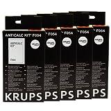 krups descaler - Krups Descaling Powder With Hard Water Test Kit, Set of 5