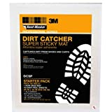Hand-Masker DCSP Dirt Catcher Super Sticky Mat Starter Refill Sheets, 26 by 32-Inch