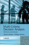 Multi-Criteria Decision Analysis, Alessio Ishizaka and Philippe Nemery, 1119974070