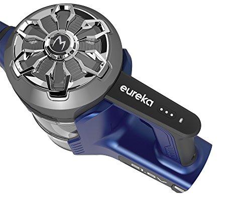 Eureka Vacuum on Blue