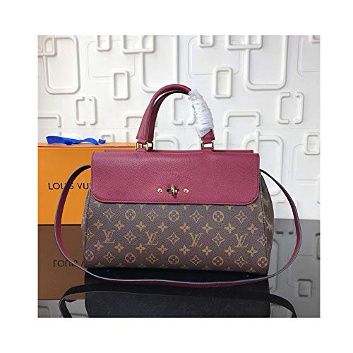 L 41778 Bag for Womens Handbag Designer Fashion Single Shoulder Messager Bags -Rose