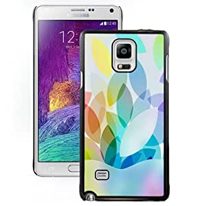 DIY and Fashionable Cell Phone Case Design with iOS7 Photos App Apple Logo Galaxy Note 4 Wallpaper