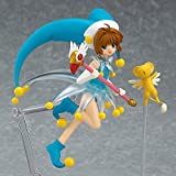 Max Factory Cardcaptor Sakura Kinomoto Battle Costume Version Figfix Statue