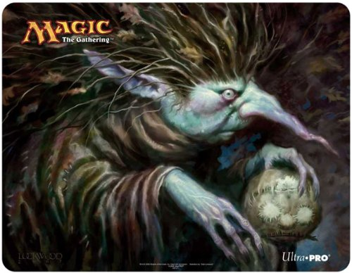 Magic the Gathering Playmat Ultra Pro Play Mat: Eventide - Gwyllion (OOP)