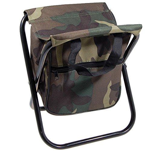 Amazon.com : Portable sillas camping Camo Folding chair Camp Stool ...